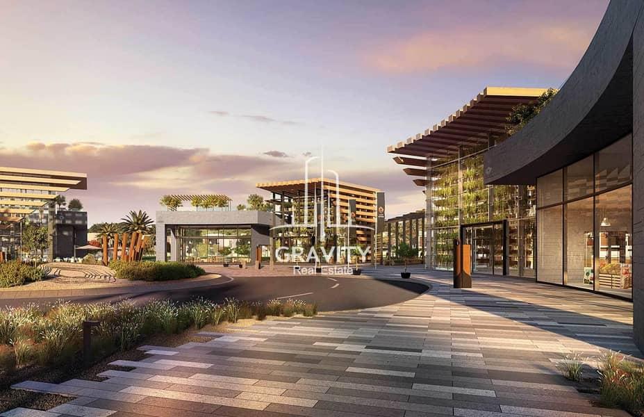 2 Luxury Type Townhouse in Al Ghadeer Phase 2