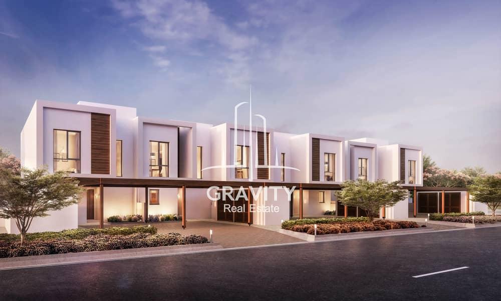 10 Luxury Type Townhouse in Al Ghadeer Phase 2