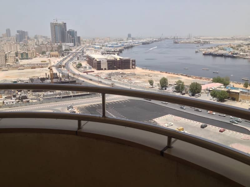 Urgent Sale : Full sea view 2bhk  in Horizon Tower with parking