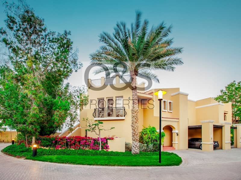 Luxurious 4 Bedroom Villa Available For Rent In Al Sufouh 02