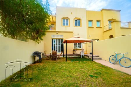 2 Bedroom Townhouse for Rent in The Springs, Dubai - Back to Back | Walking Distance To Pool | Available October
