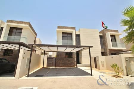 3 Bedroom Villa for Rent in DAMAC Hills (Akoya by DAMAC), Dubai - October | Exclusive | 3 Beds | Furnished