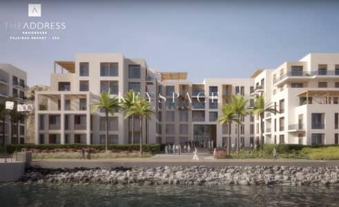 2 Bedroom Flat for Sale in Address Fujairah Beach Resort, Fujairah - 10% DP | Monthly Payment Plan | Own a 5* Resort Home