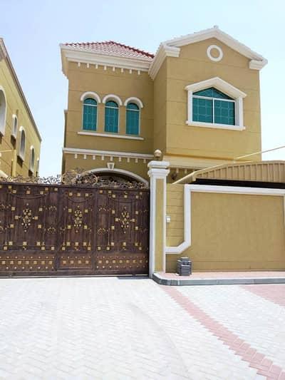 BRAND NEW 5 BEDROOMS  HALL MAJLIS WITH  AC Villa