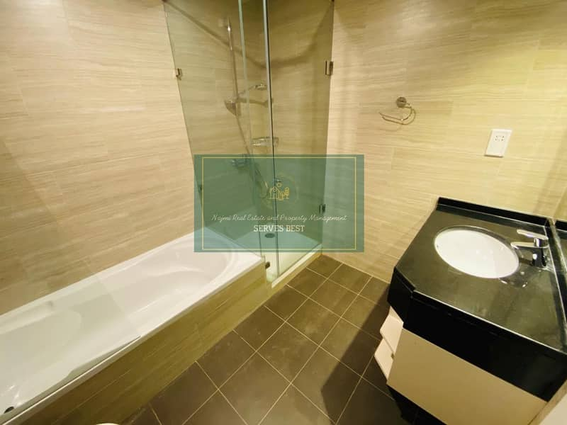 10 New Finishing! Balcony! 1 Bed with Facilities in Rawdhat
