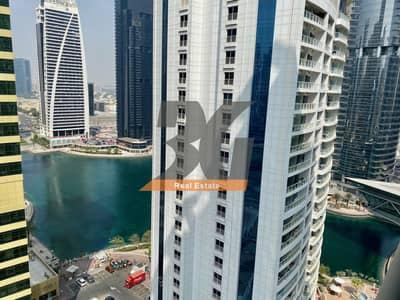 1 Bedroom Flat for Rent in Jumeirah Lake Towers (JLT), Dubai - Prime 1 bed in Indigo tower lake view