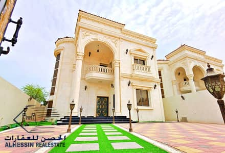 5 Bedroom Villa for Sale in Al Rawda, Ajman - Villa for sale in Ajman, luxurious and very impressive personal finishing