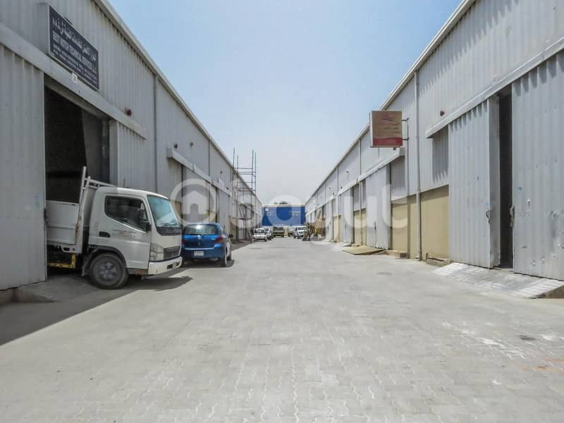 3060 Warehouse for rent in prime location DIP 1