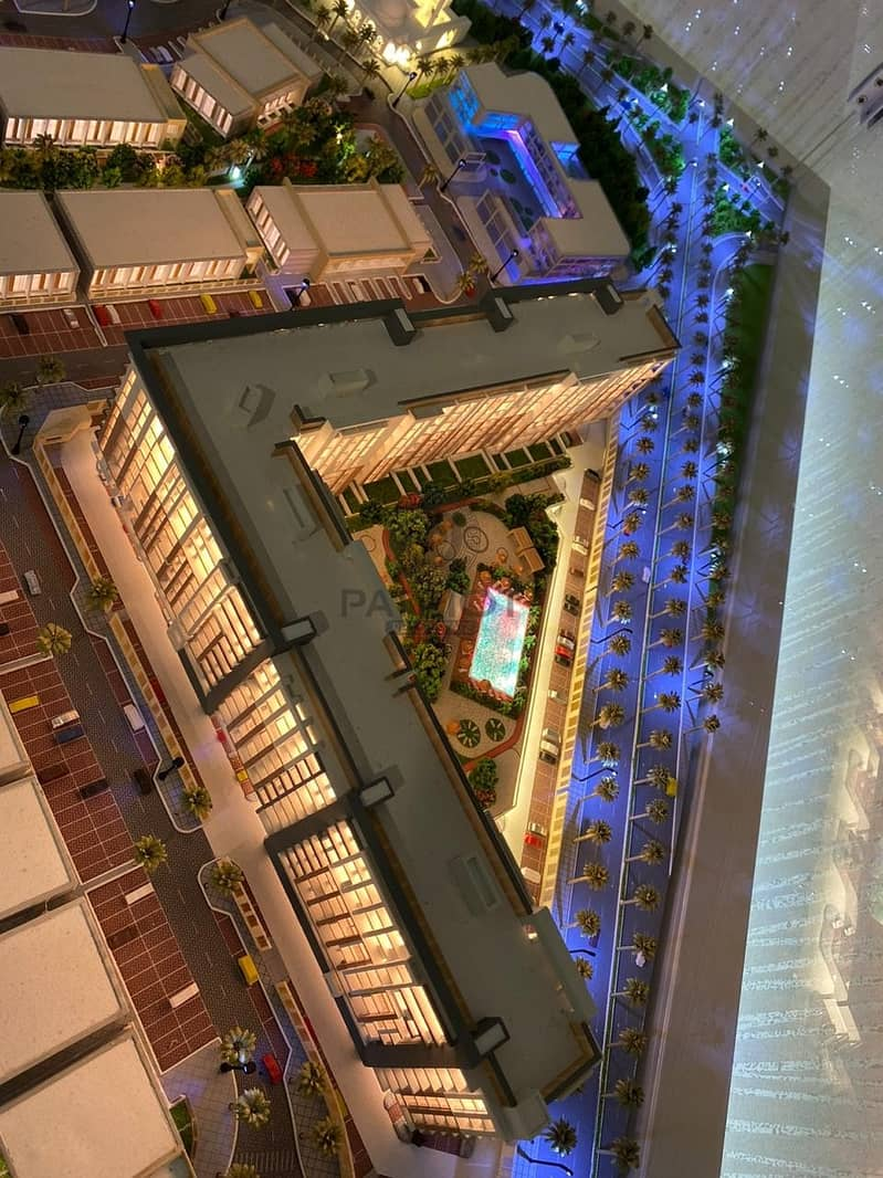 26 Off Plan| 25% Discounted Price for Serious Buyers giving 50%  Down Payment 1 Bhk Loft