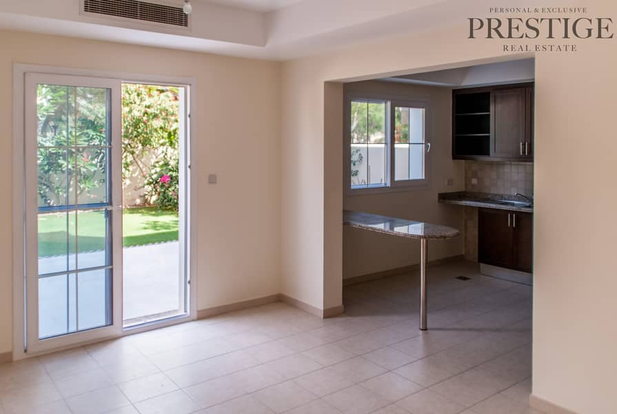 2 2 Bedroom + Maids Villa | Ideal For Young Family