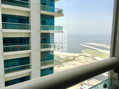 2 Bedroom Apartment for Rent in Dubai Marina, Dubai - High Floor With Marina & Partial Sea View