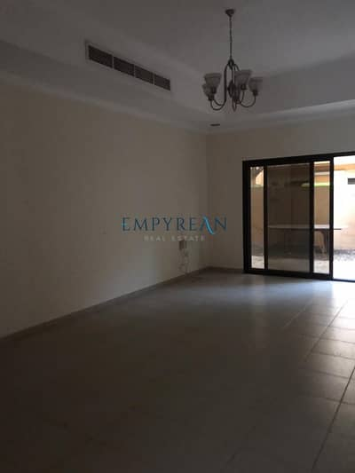 ^^SEMI INDEPENDENT WITH PRIVATE ENTERANCE PRIVATE PARKING SPACIOUS 3BHK VILLA AVAILABLE IN MIRDIF near 2 ASWAQ MALL WITH