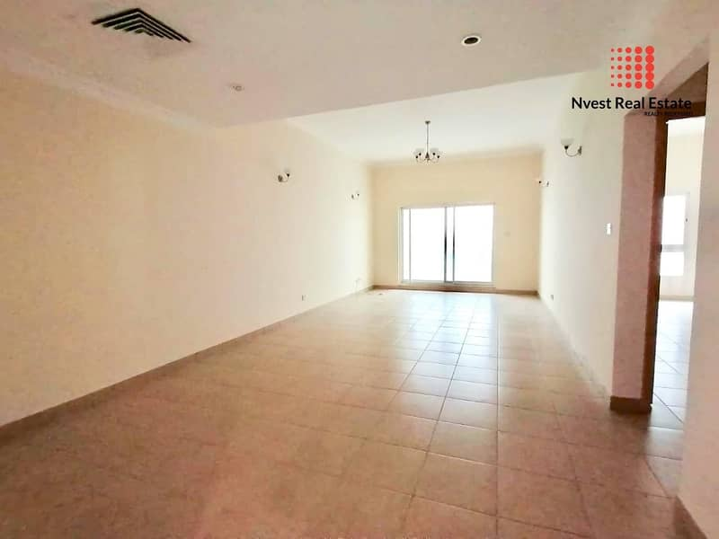 Spacious 2 BR family apartment | With storage area