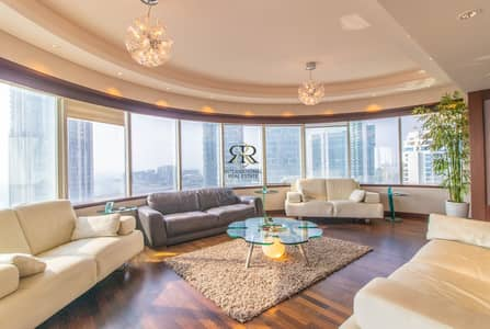 فلیٹ 4 غرف نوم للايجار في دبي مارينا، دبي - With 360 Video Tour