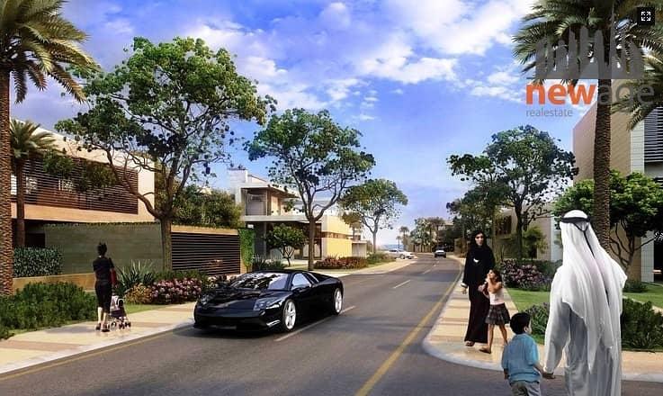 Premium Villa plots for sale -Jumeirah 1 l pearl jumeirah