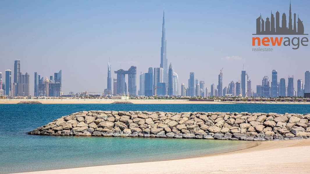 2 Premium Villa plots for sale -Jumeirah 1 l pearl jumeirah