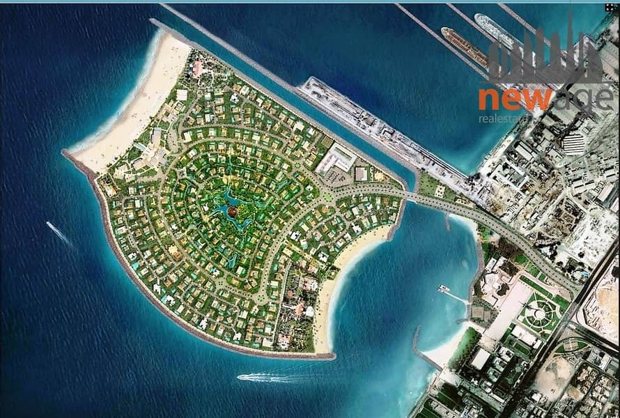9 Premium Villa plots for sale -Jumeirah 1 l pearl jumeirah