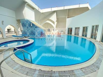 3 Bedroom Apartment for Rent in Al Mushrif, Abu Dhabi - Amazing 3 Bedroom Apartment With Maid room in Delma Street 95