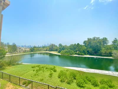 4 Bedroom Villa for Rent in Jumeirah Islands, Dubai - Best Deal   Full Lake and Sky Line   Call Now