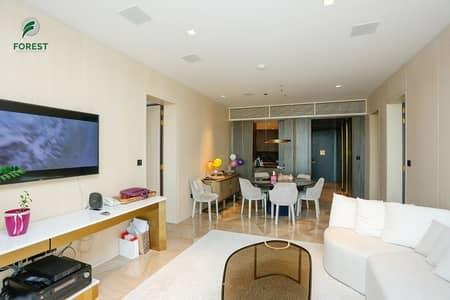 شقة 2 غرفة نوم للبيع في نخلة جميرا، دبي - Five Star Hotel Living  Sea View  Luxury Furnished