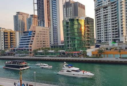 شقة 1 غرفة نوم للايجار في دبي مارينا، دبي - شقة في برج بانوراميك دبي مارينا 1 غرف 48000 درهم - 4728030