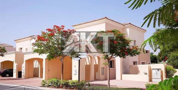 2 Bedroom Villa for Rent in Arabian Ranches, Dubai - 106 K / Near to Lake / 2 Beds + Maid / Type E / Al Reem 2