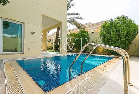 فیلا 4 غرف نوم للايجار في البرشاء، دبي - Upgraded | Corner Plot | Available Now | 4 Bed |EH