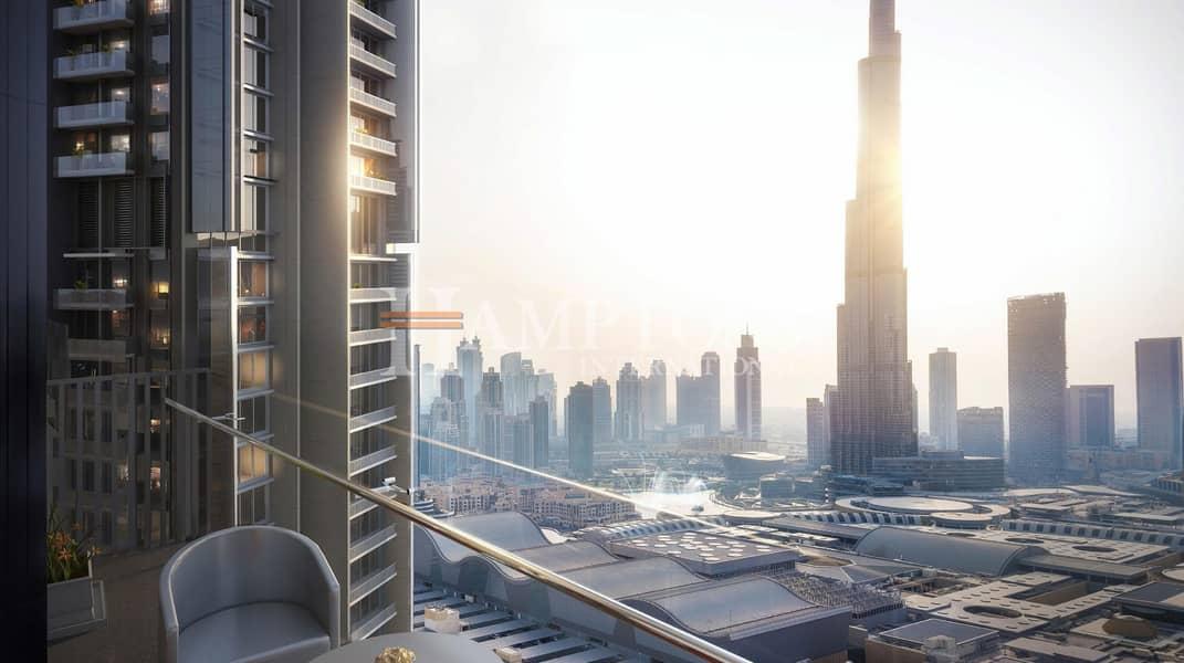 Summer deal at Vida Dubai Mall 1 Bedroom