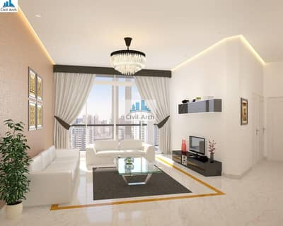 3 Bedroom Flat for Sale in Business Bay, Dubai - 30/70 Plan 7 years FURNISHED 3 BR@PLATINUM LOCATION