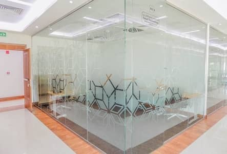 Office for Rent in Al Reem Island, Abu Dhabi -  all services included