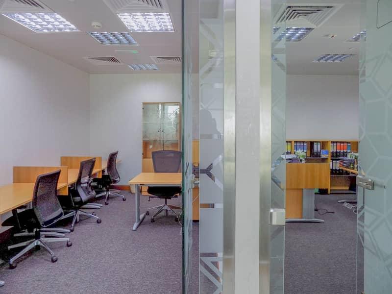 20 Ready office