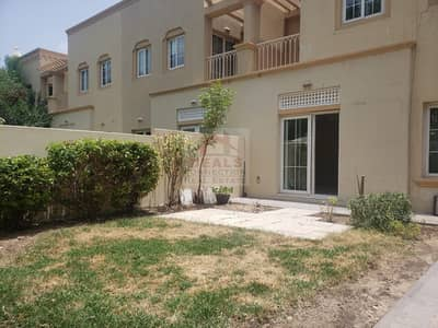 Huge 2br Villa + Study Available for RENT immediately in Springs 12