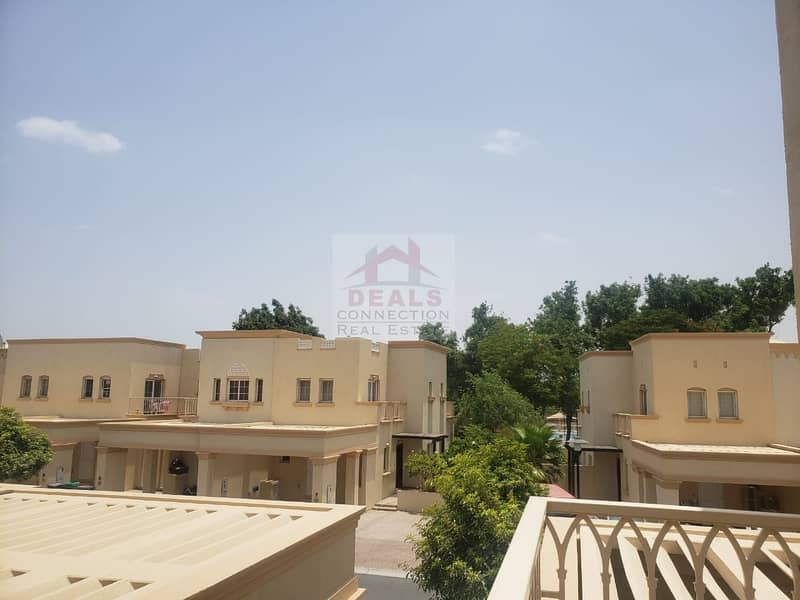 15 Huge 2br Villa + Study Available for RENT immediately in Springs 12