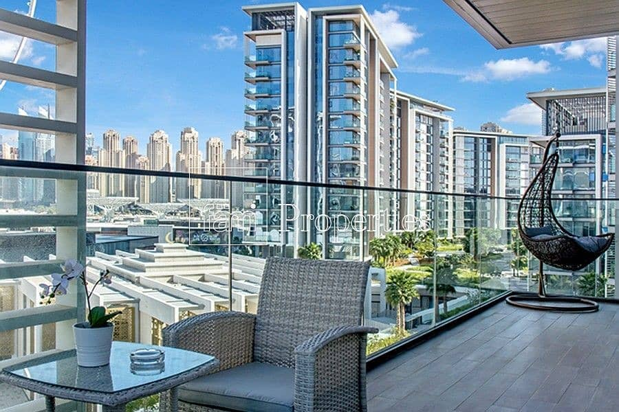 2 Ain Dubai Views | 3B+M | Heart of BW Island | Cozy Vibes