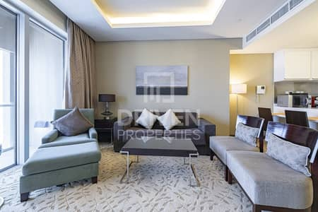 1 Bedroom Flat for Rent in Downtown Dubai, Dubai -  Fountain View