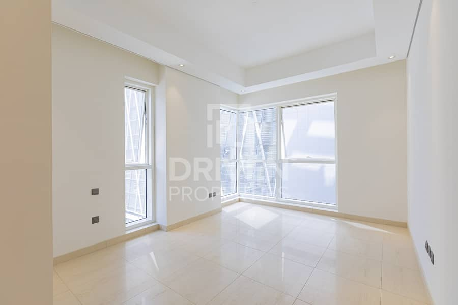 2 Amazing Unit with Maids room on High Floor