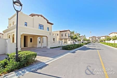 5 Bedroom Villa for Sale in Arabian Ranches 2, Dubai - 5 Bedroom | Type 4 | Tenanted | Single Row