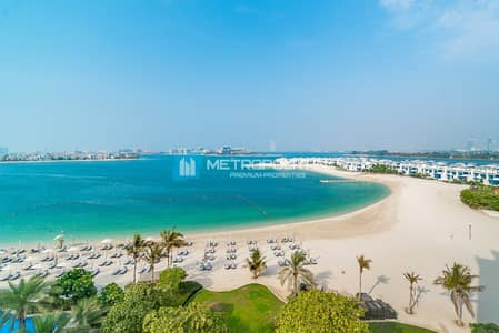 2 Bedroom Apartment for Sale in Palm Jumeirah, Dubai - Panoramic full sea view from all the rooms