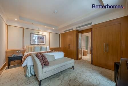 شقة فندقية 1 غرفة نوم للايجار في مركز دبي المالي العالمي، دبي - Promotional Offer by Ritz Carlton Exec.
