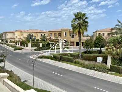 3 Bedroom Townhouse for Rent in Saadiyat Island, Abu Dhabi - Lovely 3 BR Townhouse Well Maintained with garden