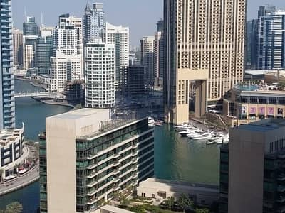 شقة 2 غرفة نوم للايجار في جميرا بيتش ريزيدنس، دبي - Full Marina View - Large Layout + Big Storage Area