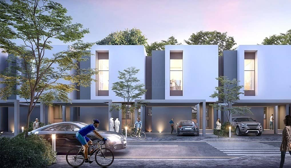 3-Bedroom Townhouse | Smart Home | Aljada