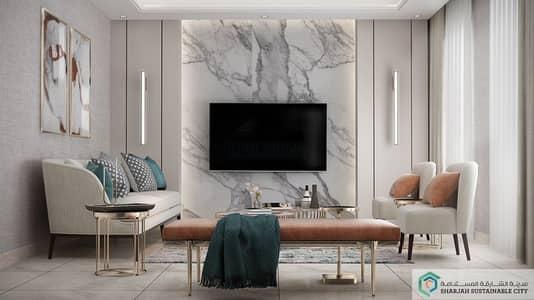 فیلا 5 غرف نوم للبيع في الرحمانية، الشارقة - 10% DP| 5BR Villa in Sharjah Sustainable City