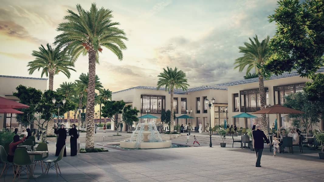 villa 3 bhk with 2 majlis for sale with 4k aed monthly