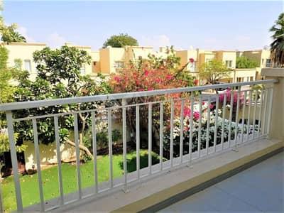 فیلا 3 غرف نوم للايجار في البحيرات، دبي - Type C | 3 BR + Maid's | Forat | The Lakes