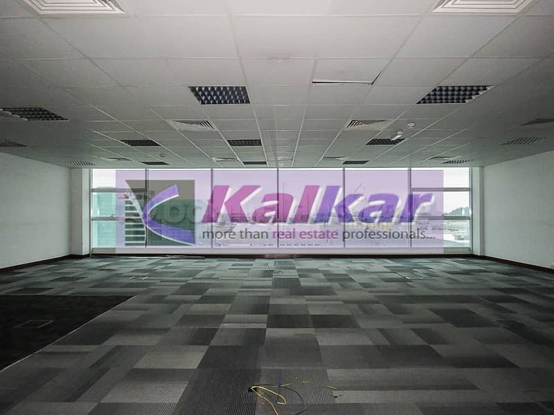 Chiller Free office @ Sheikh Zayed Road - Fitted offices with pantry