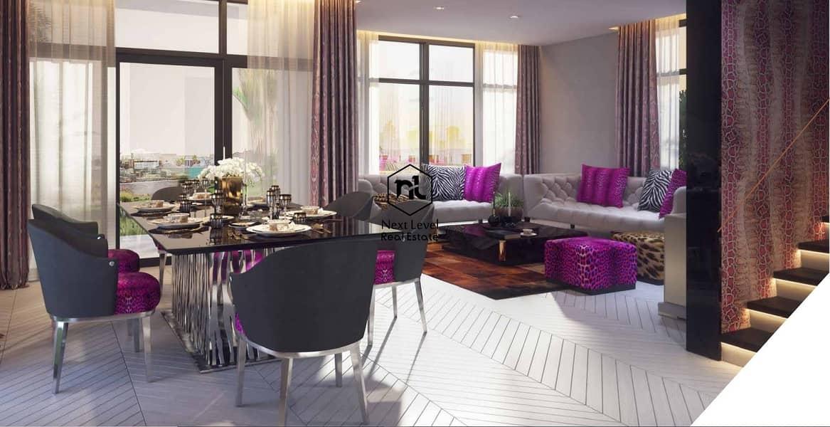 2 6 Bedrooms Villa / Very good Price / Just Cavalli Brand
