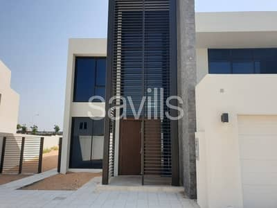 4 Bedroom Townhouse for Rent in Saadiyat Island, Abu Dhabi - Jawaher |Brand New Modern Townhouse |  Large Garden