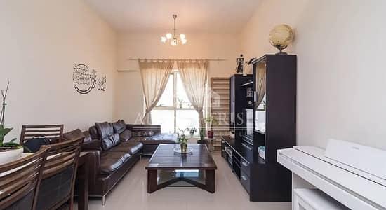 فلیٹ 2 غرفة نوم للايجار في قرية جميرا الدائرية، دبي - Stunning 2 BR | Unfurnished | Dana Tower | JVC