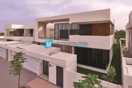 4 Bedroom Villa for Sale in Yas Island, Abu Dhabi - Brand New Villa / Great Investment / Be Yours Now!